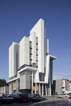 "Frederic Borel - Housing, Bethune - Outrebon"" Bethune, France"