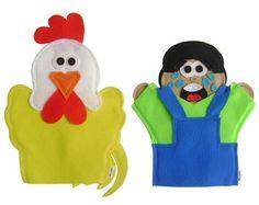 Fantoche Cantiga - Perdi o meu galinho