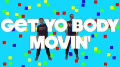Get the wiggles out with Get Yo Body Movin' and other free activities on GoNoodle, the most engaging and energizing teacher resource online. GoNoodle.com