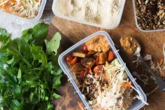 Lunchbox legends – Aaron Brunet's easy and affordable way to eat a nutritious dose of yum each workday – Bite