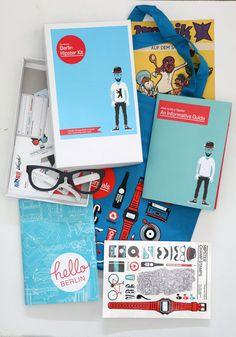 The Berlin Hipster Kit, via Etsy.