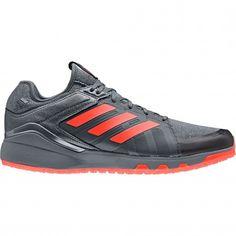 Adidas Hockey Junior Hockey Shoes PinkGrey image 3