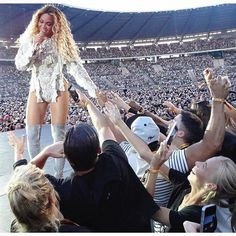 Beyoncé Formation World Tour Roi Baudouin Stadium Brussels Belgium 31st July 2016