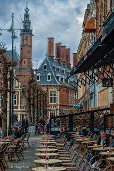 Haarlem by Jan Marten Hoogebeen on 500px