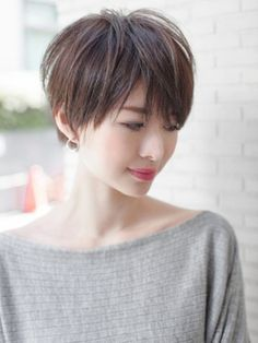 Cute Asian Short Hairstyles hairstyles asian Super Short Hairstyles f. - Cute Asian Short Hairstyles hairstyles asian Super Short Hairstyles for Asian Women - Super Short Hair, Medium Short Hair, Short Straight Hair, Girl Short Hair, Short Hair Cuts, Short Hair Styles, Short Pixie Haircuts, Short Hairstyles For Women, Hairstyles With Bangs