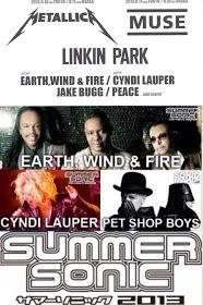 "Live Fes. ""Summer Sonic"" 2013"