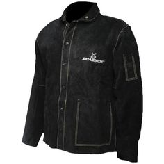 3030 - Gold Boarhide Leather Welding Jacket from Caiman - Made of Boarhide™ - Garment-grade, high quality pigskin leather - Up to lighter in weight than cowhide - Offers superior cut, abrasion Welding Ppe, Welding Gear, Welding Gloves, Welding Training, Pipe Welding, Welding Projects, Welding Jackets, Steel Carports, Metal Working