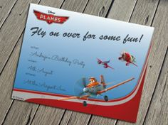 Disney Planes Birthday Party (Ideas and Supplies)