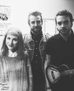Hayley Jeremy And Taylor