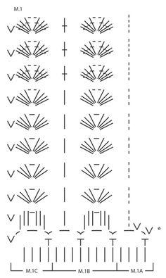 "DROPS 129-12 - Gehäkelter DROPS Möbiusschal in ""Baby Merino"". - Free pattern by DROPS Design"
