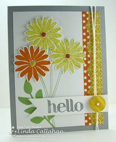 Stampin' Seasons Secret Garden