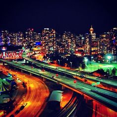 Viaducts #transportation #dialogcontest #dialog #downtown #vancouver Photo by Instagram user: taliesin979
