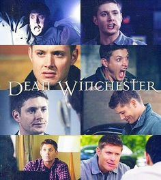 Dean Winchester | Supernatural How can you not love him?