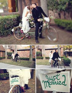 soooo cute. i love this. now we just need to buy a tandem!