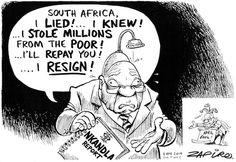 ZAPIRO -1 April 2014 - Jacob Zuma Resigns over Nkandla Report