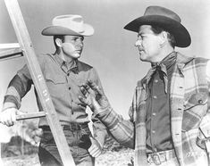 A publicity photo of Audie Murphy