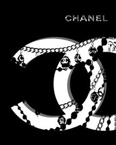 Chanel Fashion, Love Fashion, Supreme Brand, Chanel Wallpapers, Art Of Beauty, Silhouette Cameo Projects, Vintage Chanel, Designer Wallpaper, Coco Chanel