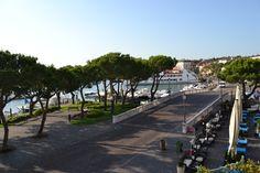 Desenzano - Udsigt fra hotellet
