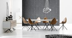 Современная мебель для столовой от BoConcept
