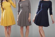 Sukienki Nife na jesień 2011 - inspiracja z lat 50.