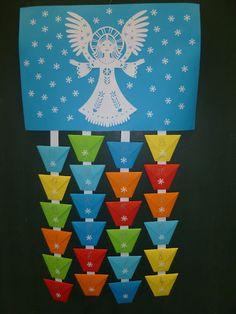 Cub Scouts, Craft Activities, Art Education, Advent Calendar, Classroom, Beavers, Christmas, Crafts, School