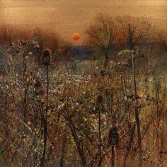 Paul Evans Autumn Sun mounted