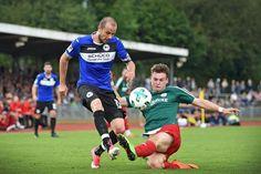 Arminia gewinnt das 165. Bielefelder Derby beim VfB Fichte mit 10:0 – 4000 Zuschauer +++  Am Ende wird's zweistellig