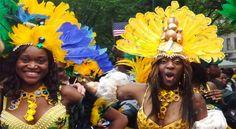 Brooklyn Caribbean carnival