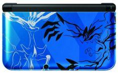 Console Nintendo 3DS XL'Pokémon Xerneas - Yveltal' - bleue - édition limitée: Amazon.fr: Jeux vidéo