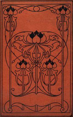 art nouveau bordering