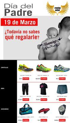 Newsletter día del Padre. #news #dadday #fatherday #diadelpadre #shooping #shoppingonline #running #runningonline #runner #runners