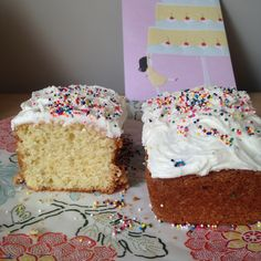 A Golden Birthday Cake- This is easily the BEST yellow cake I've ever found. — Blair Curiosity