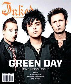 Green Day - Billie Joe Armstrong