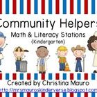 A great resource for your unit on Community Helpers!  I have bundled the following products:  I Can Label - Community Helpers  Write the Room - Com...