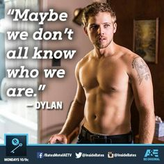 Max Theriot as Dylan on Bates Motel