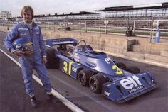 Ronni Petersson & Tyrrell P34