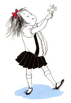 Hilary Knight: Eloise/one of my favorite illustrators...lived right in front of Roslyn Duck Pond (LI, NY) until he was 6.