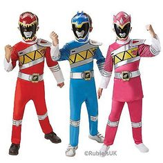 Dino charge power #rangers red blue pink #deluxe kids boys #girls costume 2016,  View more on the LINK: http://www.zeppy.io/product/gb/2/111955042893/