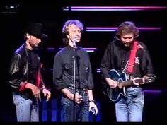 ****    Bee Gees - Medley One For All live 1989 - lots of beautiful songs