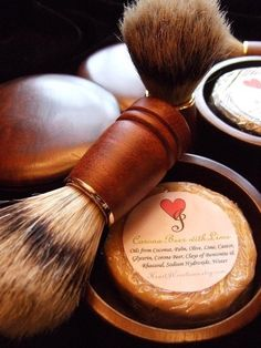 """A weekender shaving kit carry-on for the man of wealth and taste, kept by his """"man"""" or hisself.***"""