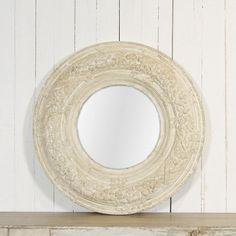 WISH...  Bull's Eye Mirror - Ralph Lauren Home - RalphLaurenHome.com  $1,990