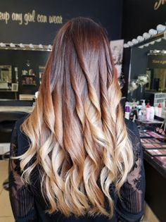 ❤❤A RICH & SHINY BRUNETTE              BALAYAGE WITH SANDY BLONDE HAIR COLOUR ❤❤❤
