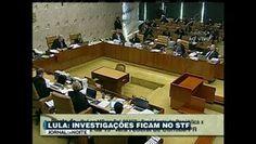 Portal Galdinosaqua: Lula se livra de Moro e investigações ficam no STF...