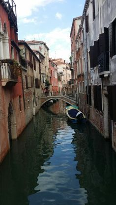 Canals of venice. Breathtakingly beautiful,  especially if you escape the crowds!