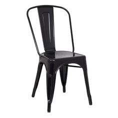 Sacha Dining Chair Black