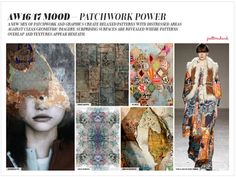 AW 16/17 PATCHWORK POWER