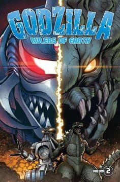 Godzilla: Rulers of Earth, Volume 2