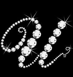 Elmas ile U italik harf photo vector Alphabet Wallpaper, Name Wallpaper, Bling, Stylish Alphabets, Alphabet Symbols, Diamond Vector, Denim And Diamonds, Rhinestone Art, Monogram Design