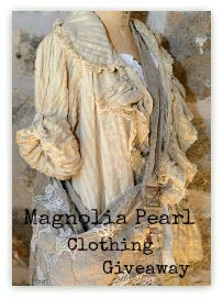 Robin of Magnolia Pearl is selling her Texas ranch AND giving away two of her beautiful designer outfits! Photo by Anne Lorys of Fiona and Twig