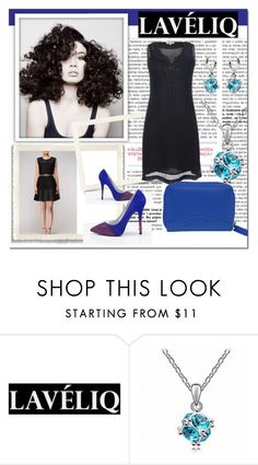 """""""LEVELIQ"""" by fahreta1992 ❤ liked on Polyvore featuring Angelo, women's clothing, women, female, woman, misses, juniors and Laveliq"""